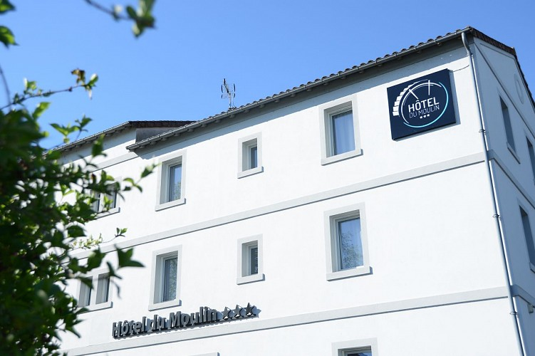 L'hôtel du Moulin à Niort