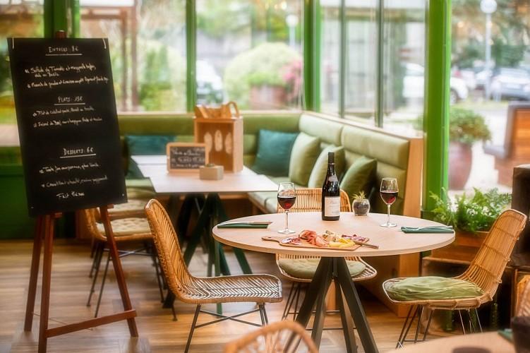 """Le restaurant """"Boizé"""""""