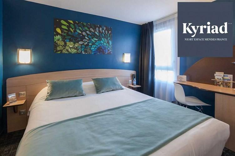 L'hôtel Kyriad à Niort