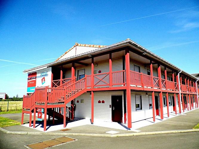 L'hôtel So'Lodge Niort A83 à La Crèche