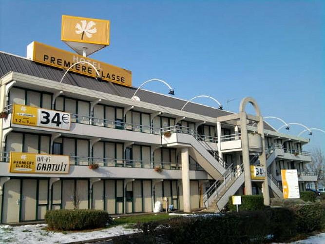 L'hôtel Première Classe Niort-La Crèche