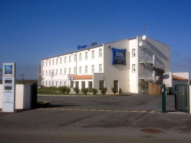 L'hôtel vu du ciel