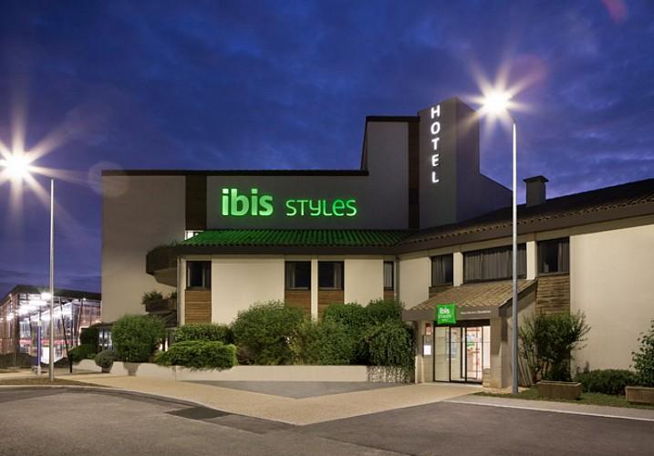 L'Ibis Styles Niort Poitou-Charentes à Vouillé