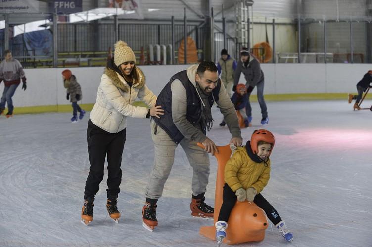 La patinoire communautaire de Niort