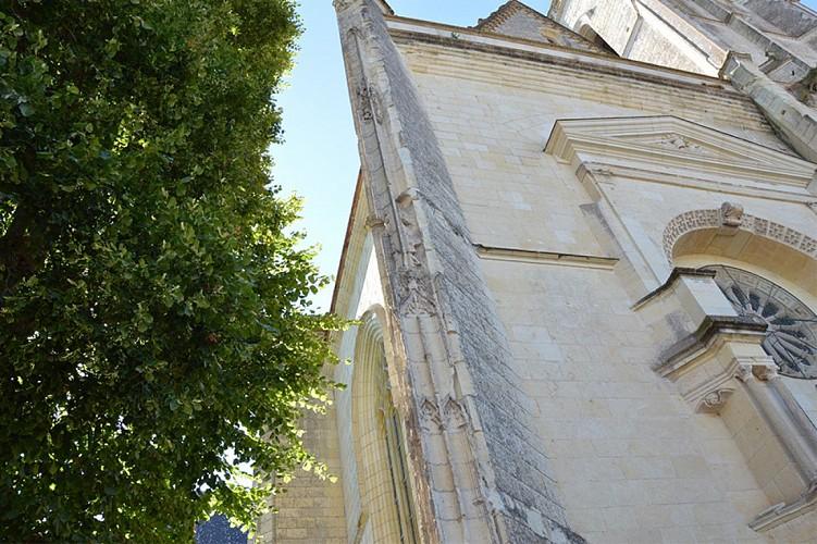 collégiale église saint maurice oiron patrimoine thouarsais Nouvelle Aquitaine.JPG_3