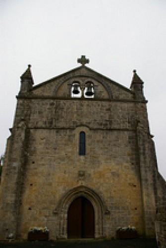 Eglise de Saint-Léger-de-la-Martinière
