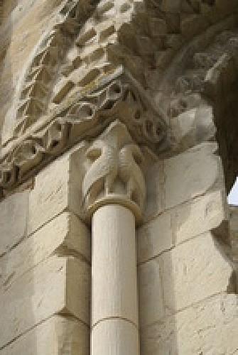Eglise de Villiers-sur-Chizé