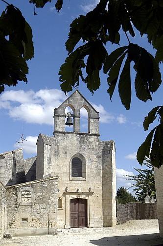 L'église Saint-Caprais