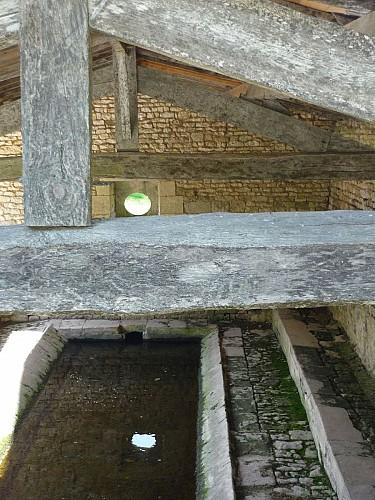 Le lavoir du Moulin Neuf