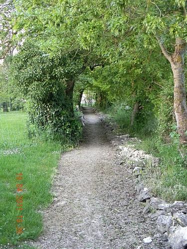 Un chemin municipal