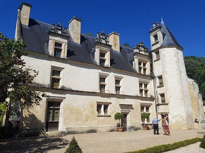 Le château Renaissance