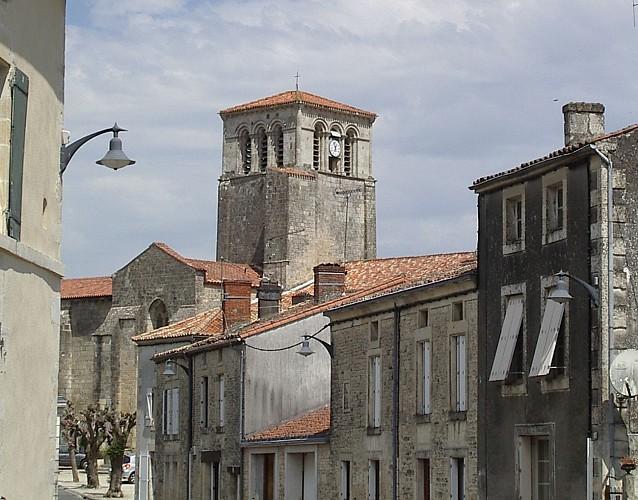 Eglise Saint Etienne Coulonges-sur-l'Autize© mairie de Coulonges-sur-l'Autize.JPG.JPG_1