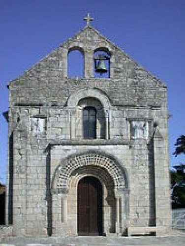 Eglise de Chail