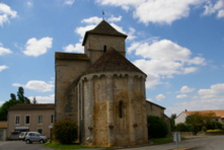 Eglise de Limalonges
