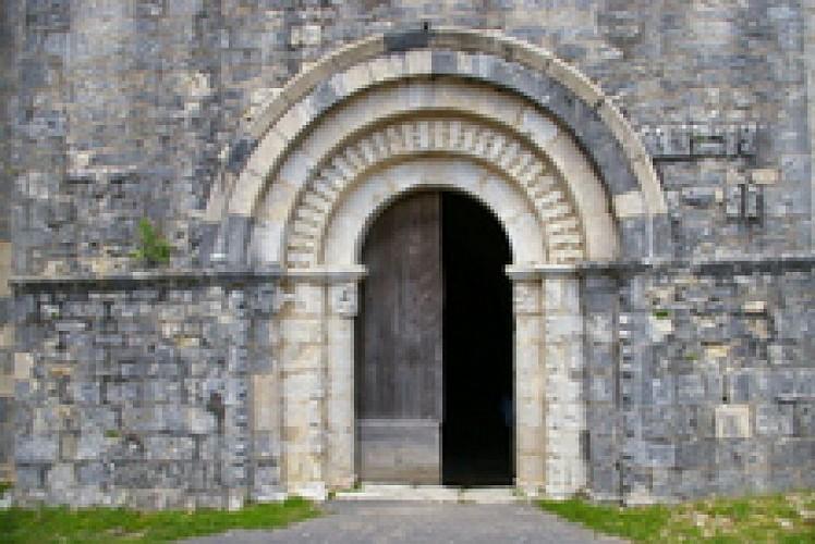Eglise de Limalonges 8
