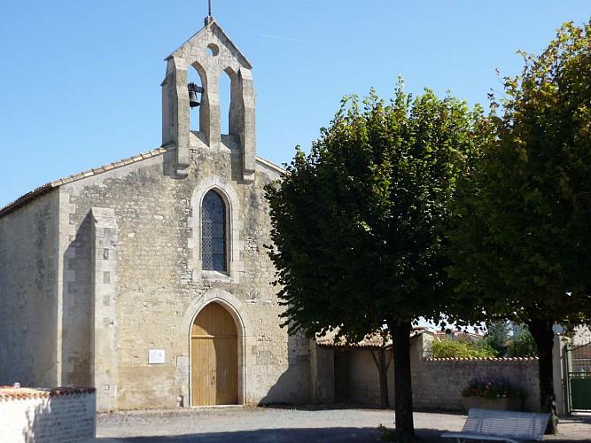 L'église Notre-Dame de Belleville
