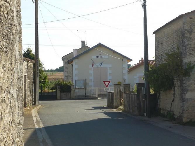 La mairie de Boisserolles