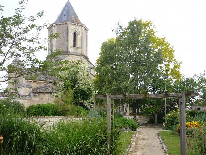 L'église Saint-Jean-l'Evangéliste de Marigny