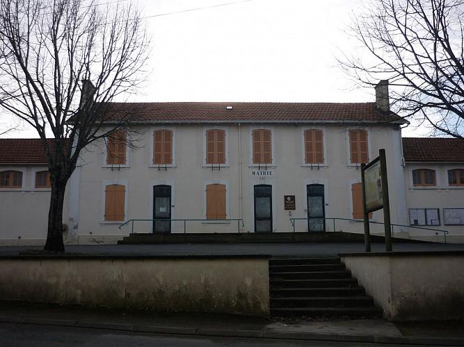La mairie-école