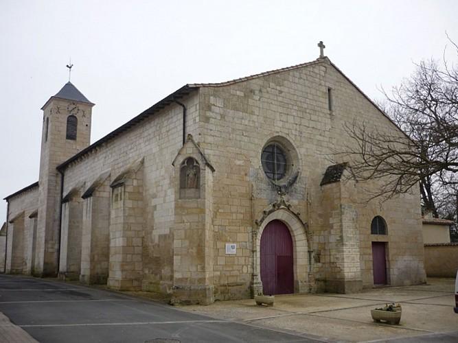 L'église Saint-Symphorien