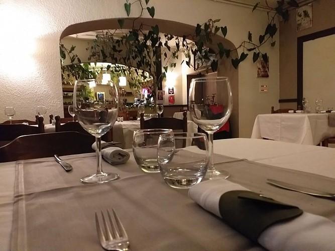 Restaurant L'Assiette à Lezay