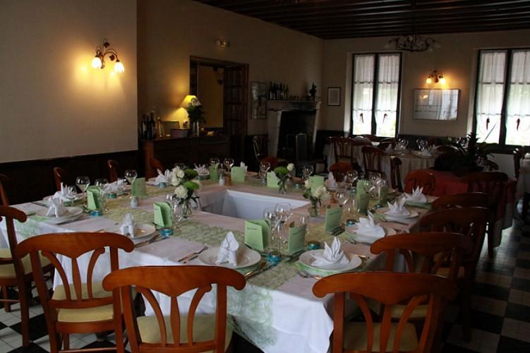 "Le restaurant ""Au Chabichou"" à Niort"