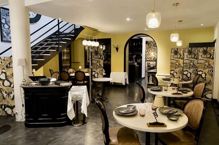 """Le restaurant-traiteur """"Plaisirs des Sens"""" à Niort"""