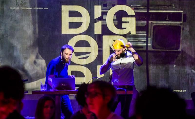 Concert de Dig or Die