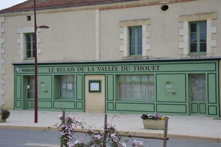 Restaurant le relais de la Vallée du Thouet St-Martin-de-Sanzay