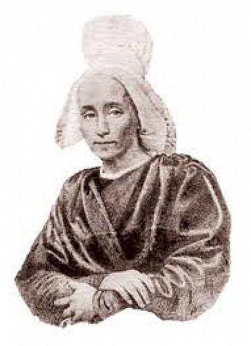 Marie Ravenel, une femme meunière et poétesse