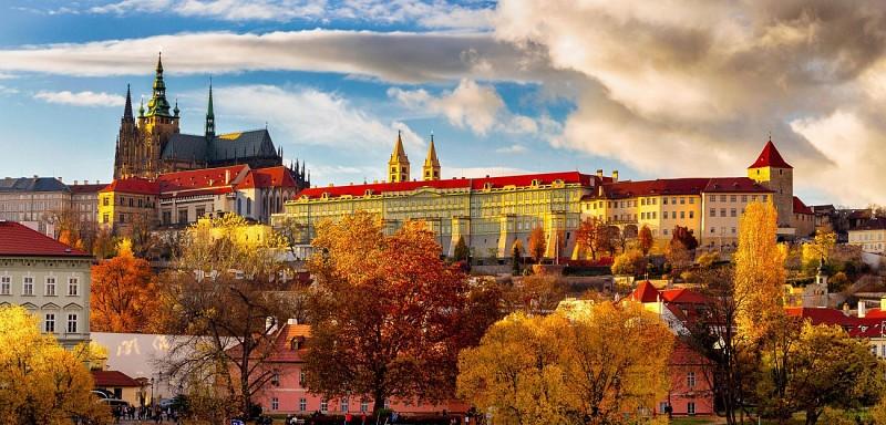 Visite guidée des extérieurs du Château de Prague