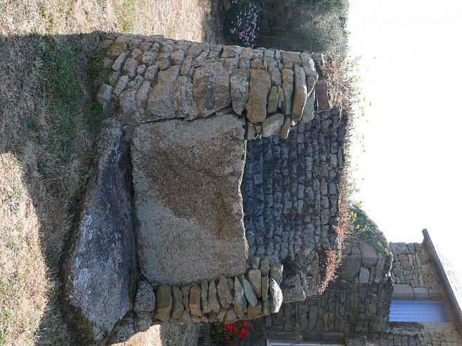 La ferme fortifiée de l'Isle