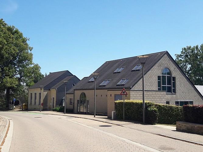 Ecole communale de Frassem