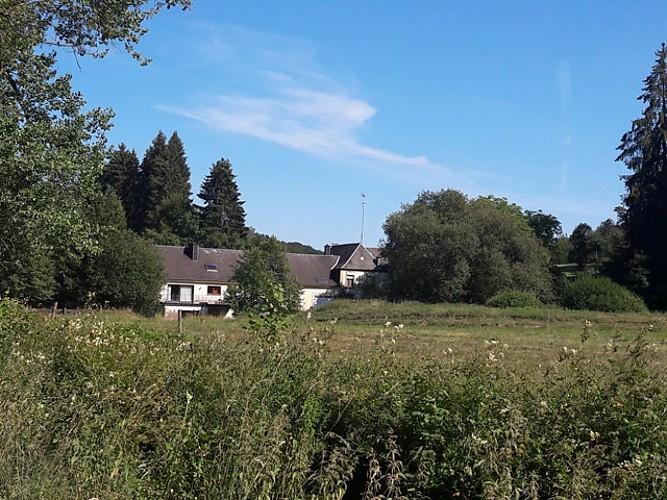 Ancien moulin de Geechel