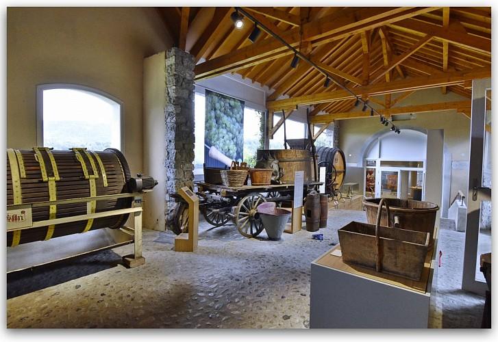 Musée de la vigne et du vin de Savoie