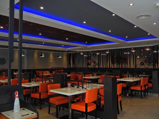 Restaurant Planète Délices - Lescar - salle 2