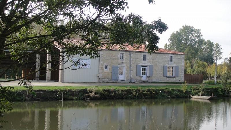 Le gîte de la Peupleraie au Vanneau-Irleau