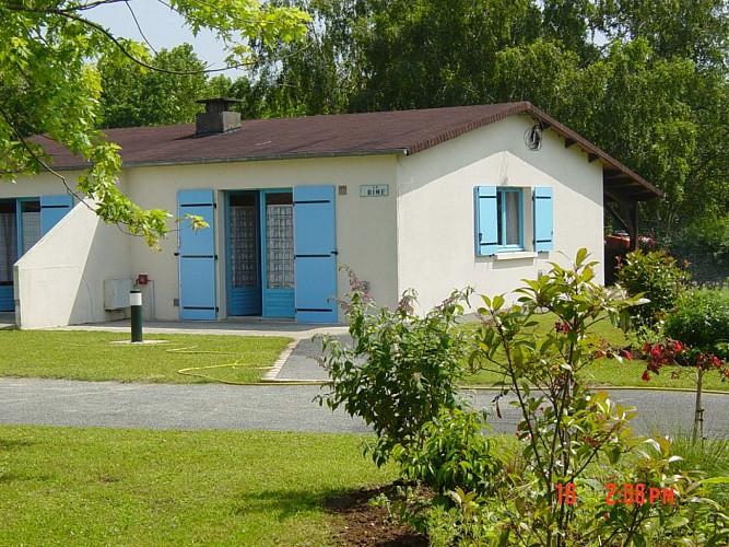 Les gîtes communaux de Coulon