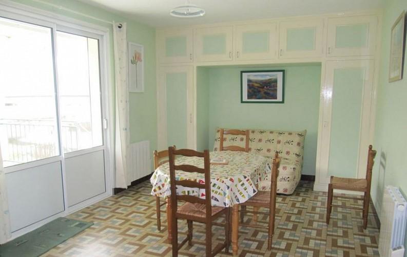 Sejour meublé La Maison du pêcheur Davy St Martin de Sanzay Thouarsais