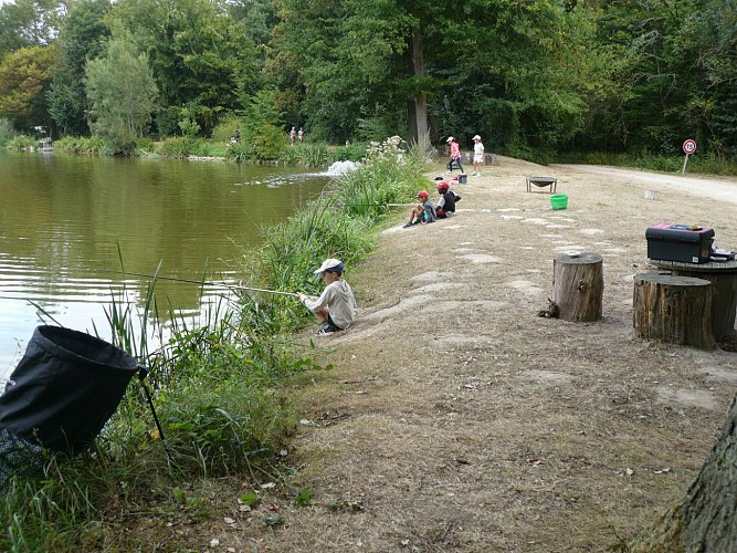 Fishing and nature outings in Essonne