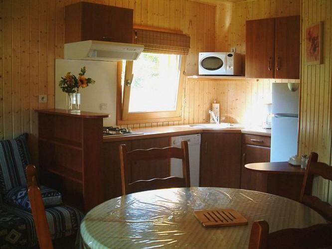 Cottages Pgd chalet 4