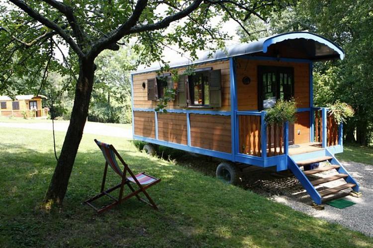 Cottages Pgd roulotte 2