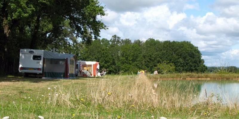 Camping à la ferme Milhac-Oie en Périgord