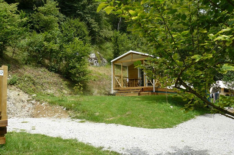 Camping le Rey photo mobilehome.2