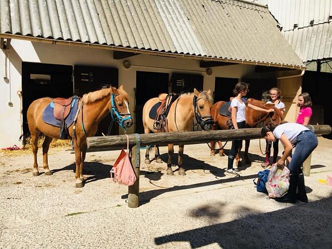 SHUC Riding Centre Caen