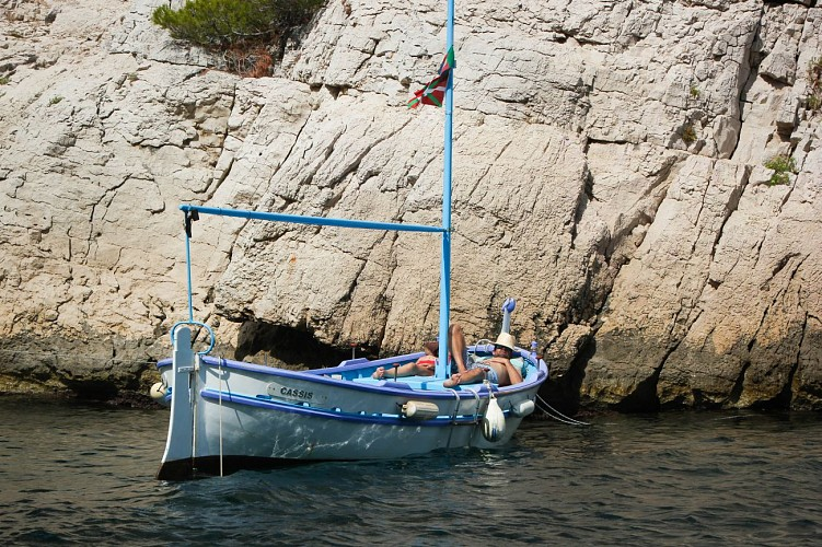 Personalized visit of the littoral and the calanques