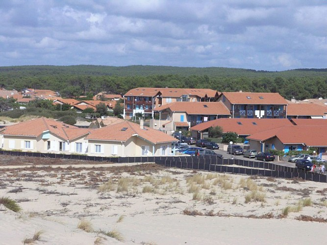 Océan plage résidence1