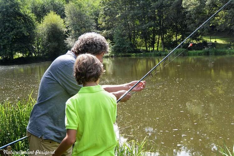 Pêche au moulin du châtin