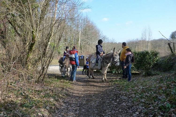 Ferme au pas de l'âne - Molières Bastides Dordogne Périgord en famille