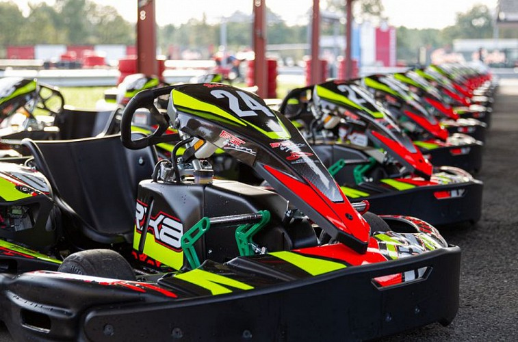 Karting Top Gun Evasion